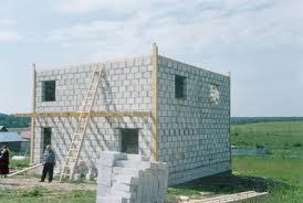 Как построить дом своими руками из пенобетона фото 118