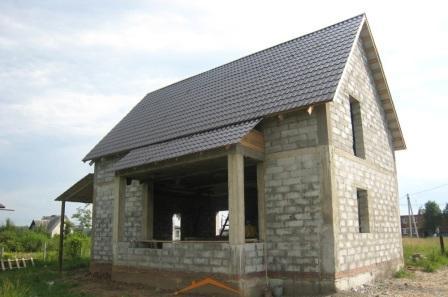Aplicaci n construccion for Casas de hormigon precios y fotos